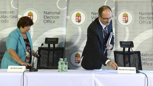 Újabb pártot vettek nyilvántartásba