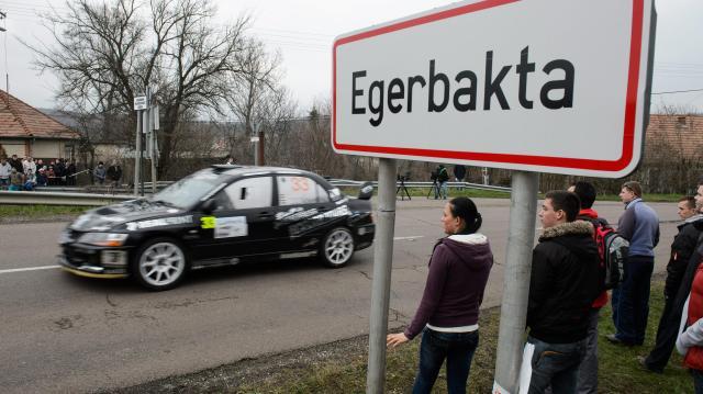 Eger-rali - Rekordszámú előzetes nevezés