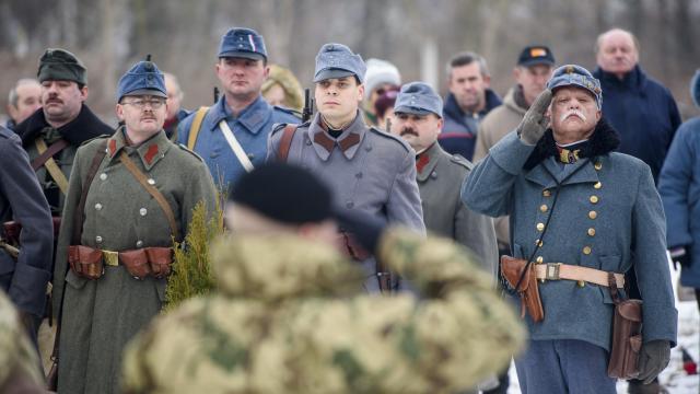 Első világháborús emlékhelyeket újítanak fel Miskolcon