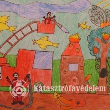 Ismét várják a gyerekrajzokat a tűzoltók