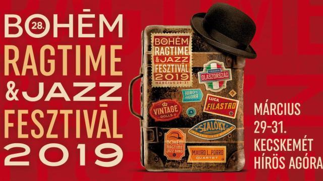 Olasz zenészek is fellépnek a Nemzetközi Bohém Ragtime & Jazz Fesztiválon