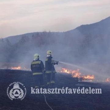 Újra országos tűzgyújtási tilalom lépett életbe