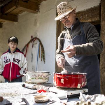 A hagyományos népi mesterségek mutatkoznak be Törökszentmiklóson is