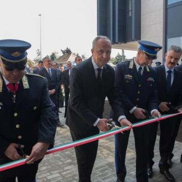 Átadták a gárdonyi rendőrkapitányság új épületét