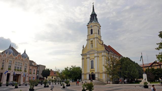 Felújítják a szekszárdi katolikus iskolaközpontot