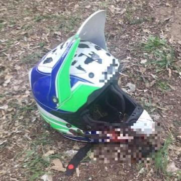 Halálos motorosbaleset