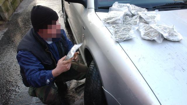 Jogerősen hat évre ítéltek egy szerbiai kábítószercsempészt Szegeden