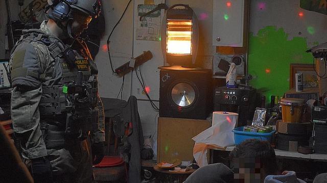 Kábítószer-kereskedőkön ütöttek rajta Dörben