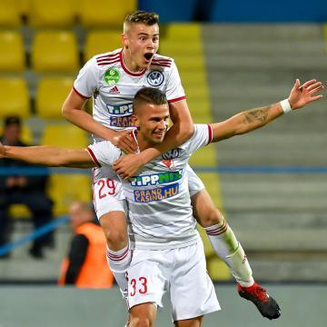 Labdarúgó Magyar Kupa - MOL Vidi-Debrecen az elődöntőben