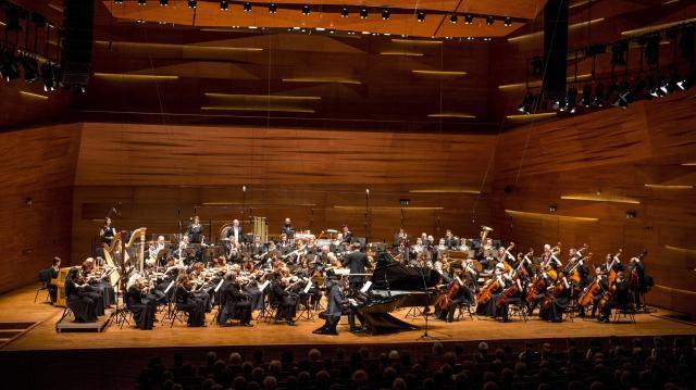 Liszt, Kodály és Bartók műveit tűzi műsorra a Pannon Filharmonikusok zenekar