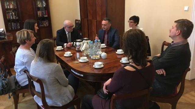 Megrohanták a lengyelek a Kaposvári Egyetemet
