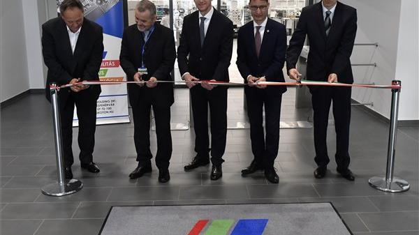 Milliárdos beruházással bővült a Videoton cégcsoport