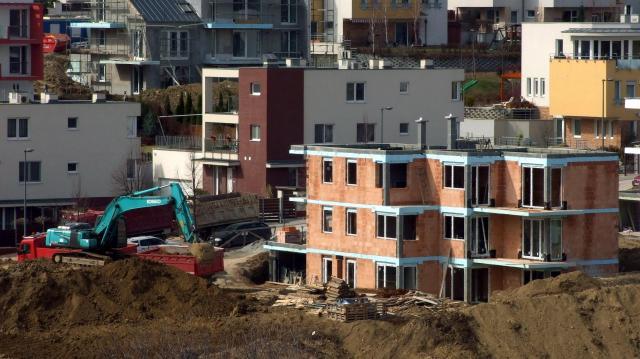 Nálunk nőtt a leggyorsabban a lakásépítések száma Európában