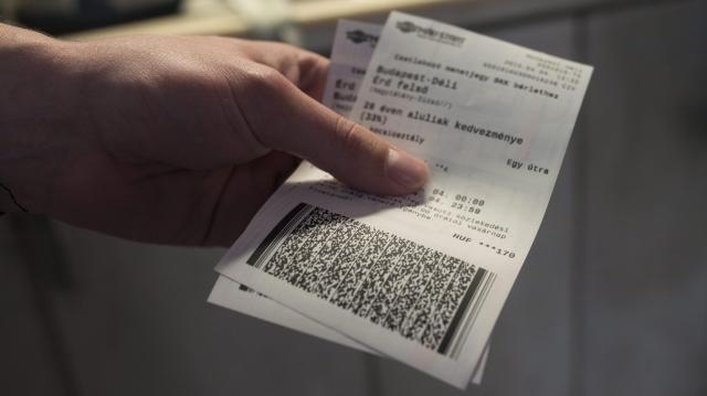 Több városban is lehet postán vonatjegyet vásárolni
