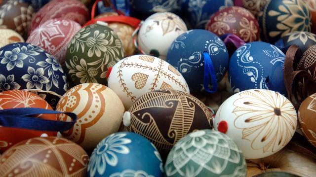 Tojásfestő-versennyel indulnak a zengővárkonyi Míves Tojás Múzeum húsvéti programjai
