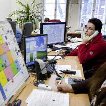 Új mobilapplikáció segíti a mentést ősztől