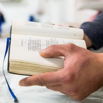 Változatos programok a költészet napján Szombathelyen