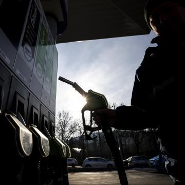 A drágulás ellenére több fogy az üzemanyagokból