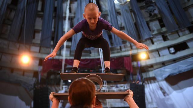 A gyerekek is artisták lehetnek egy napra a Fővárosi Nagycirkuszban