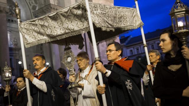 A húsvéti szent háromnapról