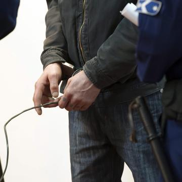 Afgán férfit fogtak el a rendőrök