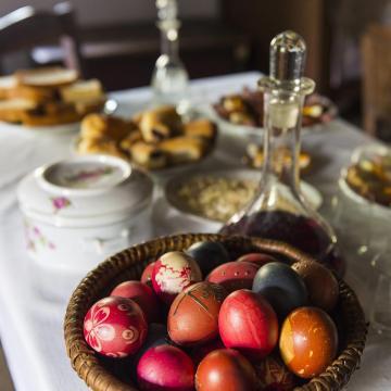 Bibliai szimbólumokat testesítenek meg a húsvéti ételeink