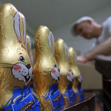 Húsvét - Idén nőhet az édességgyártók forgalma az ünnepi időszakban
