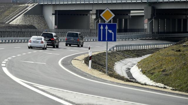 Megkezdődhet a 8-as főút veszprémi elkerülő szakaszának építése