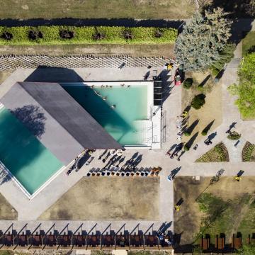 Megnyílt a Zalakarosi Fürdő felújított gyógykertje