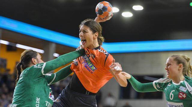 Női kézilabda EHF Kupa - Veresége ellenére döntős a Siófok