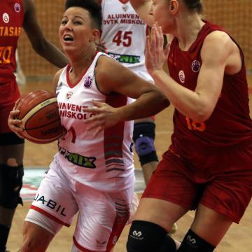 Női kosárlabda NB I - Döntőbe jutott a DVTK