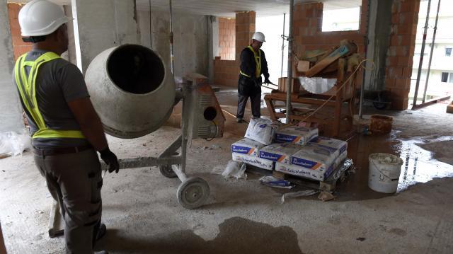 Rekordot döntött az építőipar növekedési üteme