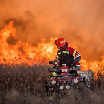 Tovább olthatja a tüzet a KÖTÉL Egyesület