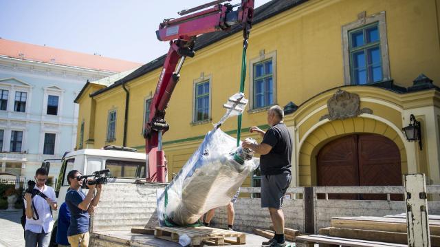 Újra látogatható az érseki pincerendszer Egerben