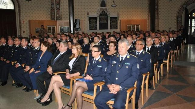 A soproni az Év rendőrkapitánysága