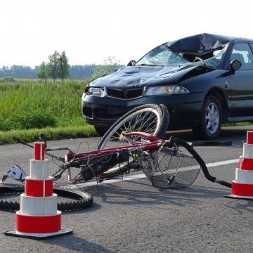 Balesetben meghalt egy kerékpáros Szegeden