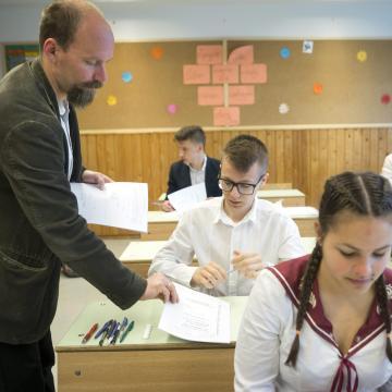 Érettségi - A magyar írásbelikkel folytatódnak a vizsgák