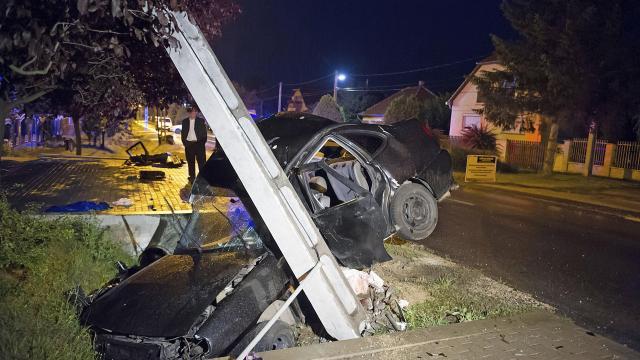 Halálos baleset történt Heves megyében