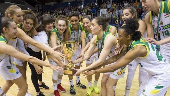Ismét bajnok a Sopron