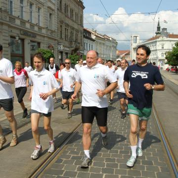 Ismét megrendezik a Kassa-Miskolc Ultramarathont