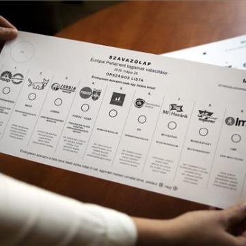 Jóváhagyta a szavazólapok mintáját az NVB
