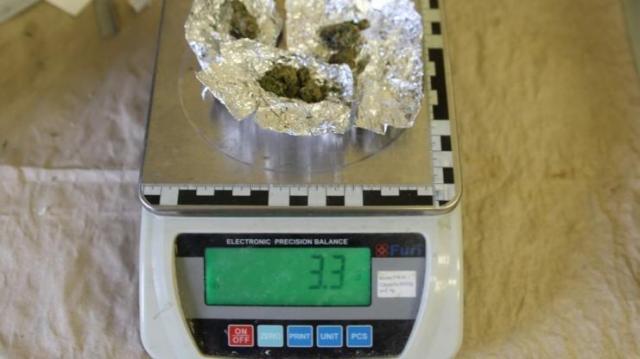 Kábítószert fogyasztókat fogtak el