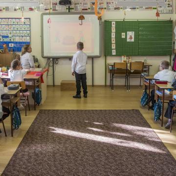 Megújult a kengyeli általános iskola