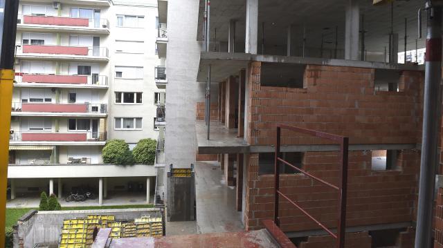 Nőtt az új lakások építése az első negyedévben