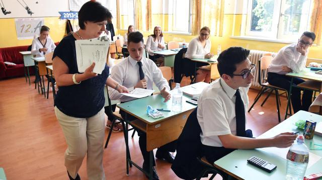 A diákokat sokkolta a matematika érettségi szokatlan feladatsora