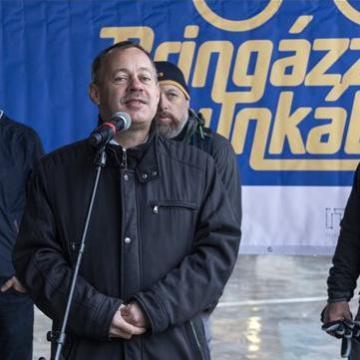 Bővítené a kerékpározást az aktív Magyarországért felelős kormánybiztos