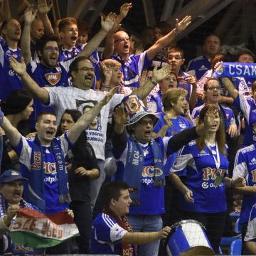 Férfi kézilabda BL - Az EHF vizsgálatot indított a szegedi tömegjelenet miatt