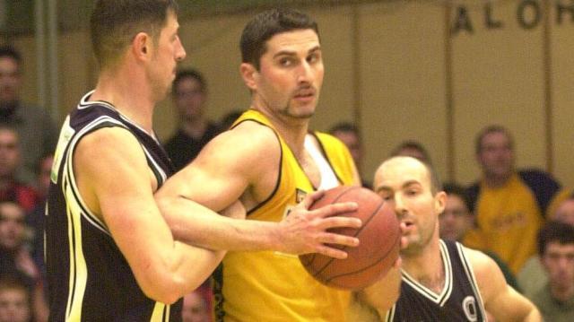 Férfi kosárlabda NB I - Nagy csatában nyert Szolnokon a Falco