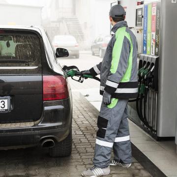 Ismét csökkent a benzin ára