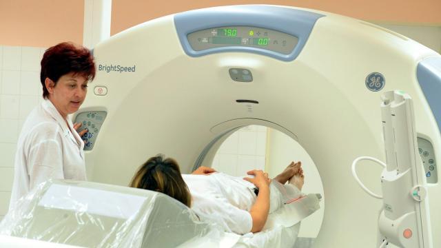Képalkotó diagnosztikai labort avattak Nagyatádon